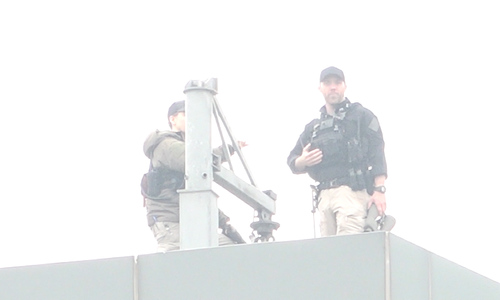 Mật vụ thắt chặt an ninh nơi ở của Tổng thống Donald Trump