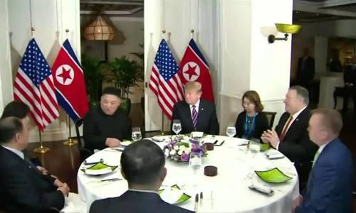 Thực đơn ăn tối tại Hà Nội của Tổng thống Trump và Chủ tịch Kim
