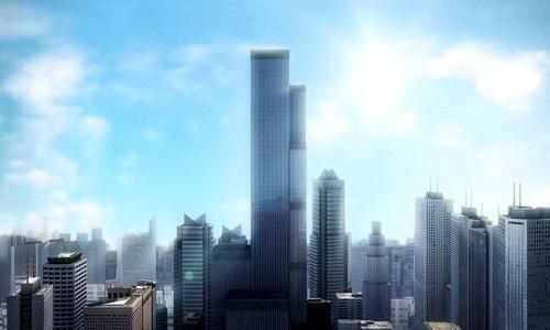 Mỹ xây tòa chung cư cao nhất thế giới