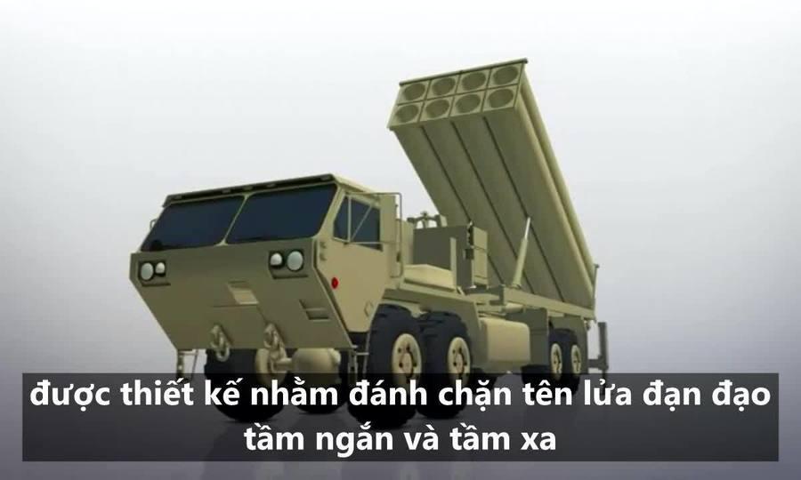 Tính năng lá chắn tên lửa được Mỹ lần đầu triển khai tại Israel