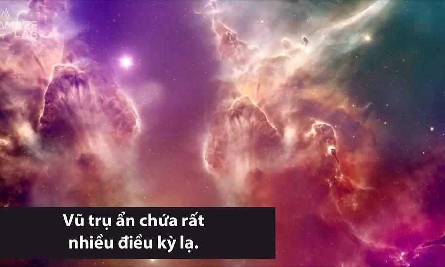 Những điều ít người biết về vũ trụ
