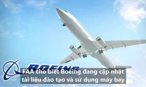 Những thay đổi được Boeing áp dụng sau hai vụ rơi máy bay 737 MAX