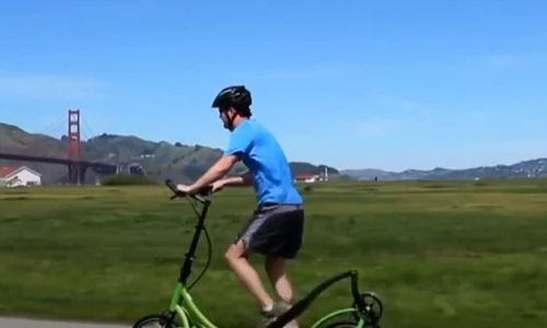 Xe đạp đứng giúp đốt calo nhiều hơn 33%