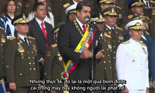 Vụ ám sát hụt Tổng thống Venezuela qua lời kể của người lên kế hoạch