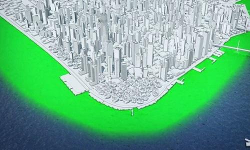 Kế hoạch 10 tỷ USD cứu quận đông dân nhất New York khỏi chìm