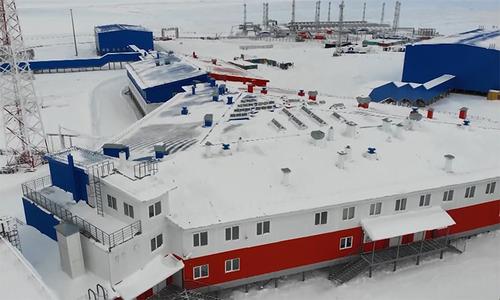 Bên trong căn cứ quân sự của Nga tại Bắc Cực