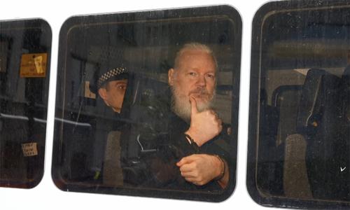 Anh bắt ông chủ WikiLeaks, Mỹ tìm cách dẫn độ