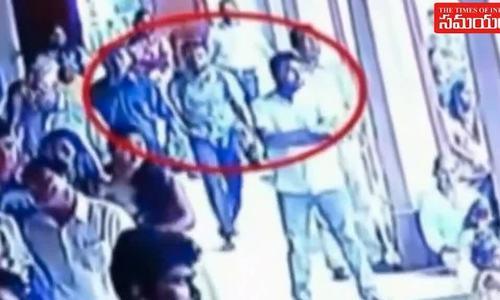 Kẻ đánh bom nhà thờ Sri Lanka lộ diện qua CCTV