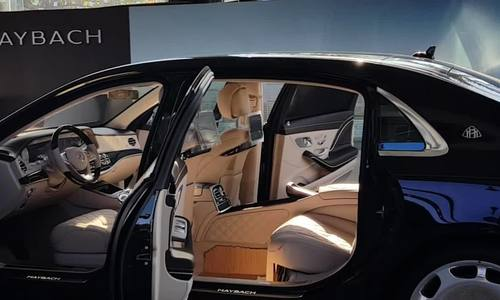 Mercedes-Maybach S650 2019