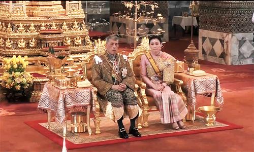 Lễ đăng quang của Quốc vương Thái Lan