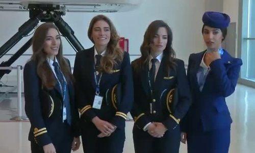Phụ nữ Lebanon rộng mở cơ hội trở thành phi công