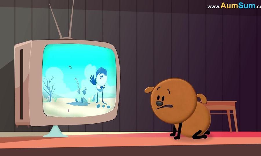 Chó nhìn thấy gì trên TV?