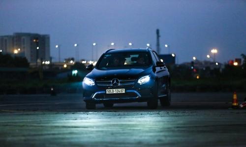 Đèn ôtô không chỉ chiếu sáng thông thường