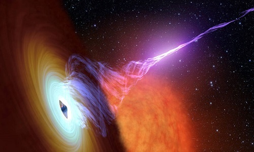 Điều gì xảy ra nếu con người khai thác năng lượng từ hố đen?