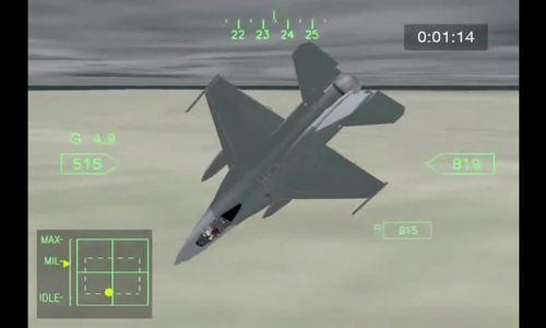 Hội chứng khiến phi công tiêm kích F-35A Nhật đâm xuống biển