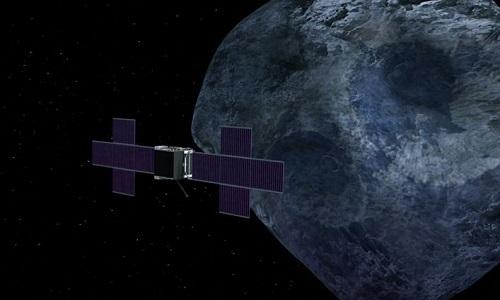 NASA sắp đổ bộ tiểu hành tinh chứa kho báu 10 tỷ tỷ USD