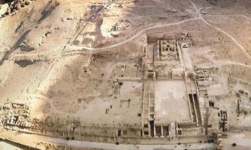 Hệ thống cổ đại cung cấp 45 triệu lít nước/ngày giữa sa mạc Jordan