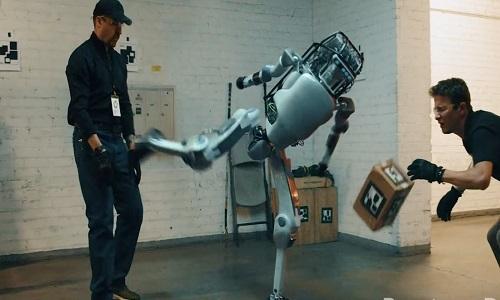 Video dựng cảnh robot trả thù sau khi bị đánh đập gây sốt mạng