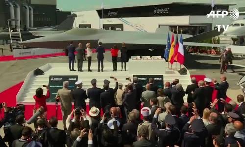 Châu Âu sẽ sản xuất tiêm kích ưu việt hơn F-35 Mỹ - ảnh 1