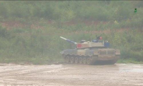 Báo Trung Quốc nói đội đua xe tăng thua vì thời tiết xấu - ảnh 1