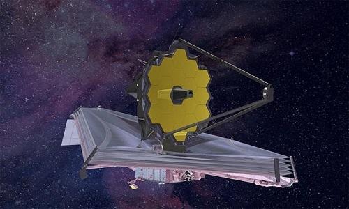 Kính viễn vọng nhìn ngược quá khứ của NASA