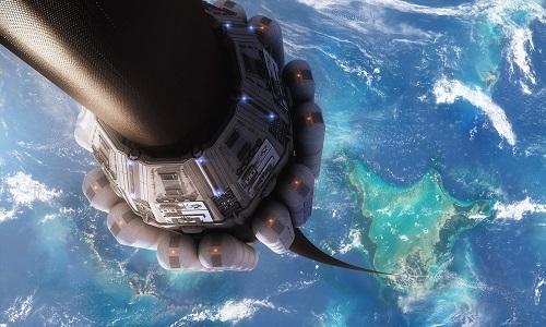 Thang máy nối Trái Đất và Mặt Trăng
