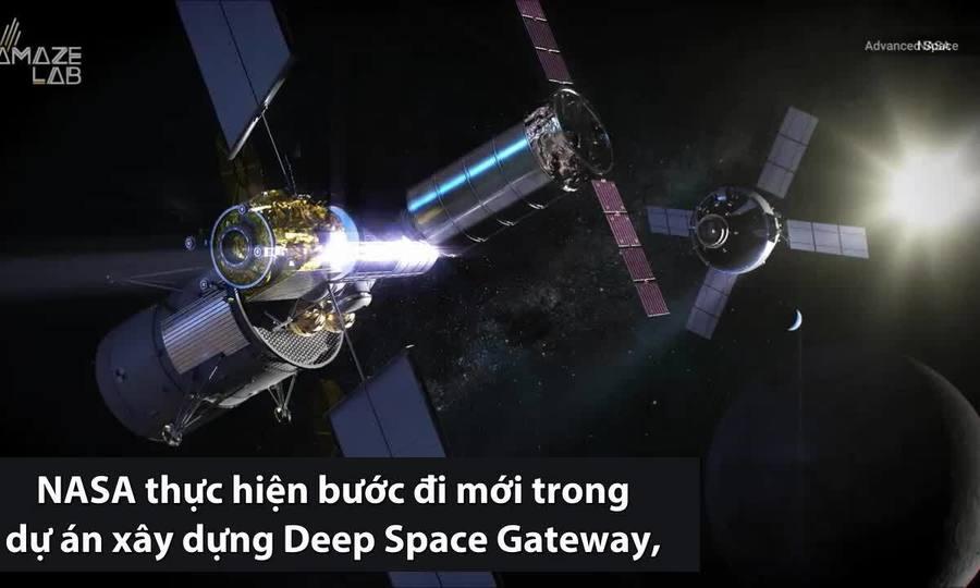 NASA sắp phóng vệ tinh lên quỹ đạo mới của Mặt Trăng