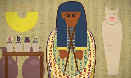 Kỹ thuật ướp xác của người Ai Cập cổ đại