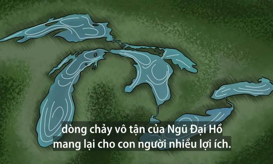 Ngũ Đại Hồ - hệ thống lọc nước tự nhiên khổng lồ