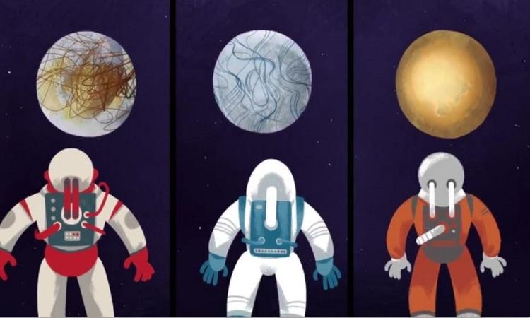 Những nơi có thể tồn tại sự sống trong hệ Mặt Trời