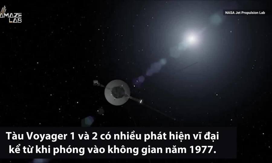 Bộ đôi tàu vũ trụ Voyager có thể bay xa đến đâu?