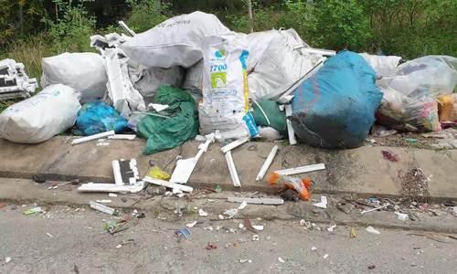 Quảng Nam 6.000 m3 khối rác chưa được xử lý