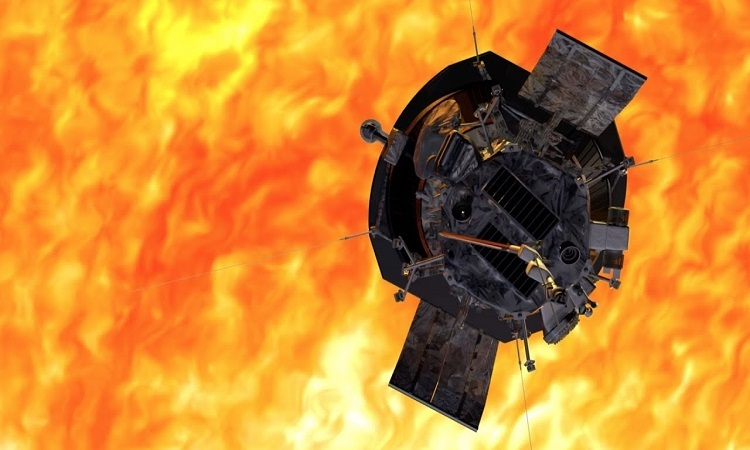 Phát hiện của tàu NASA trong hành trình 'chạm vào Mặt Trời'