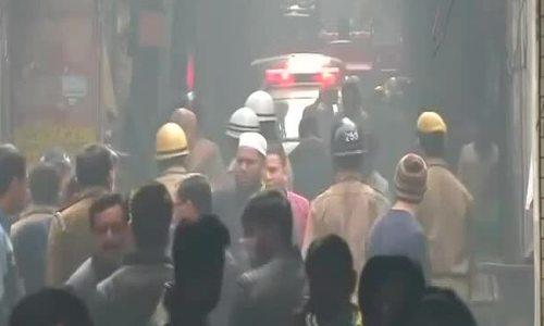 Cháy nhà máy, ít nhất 43 người chết