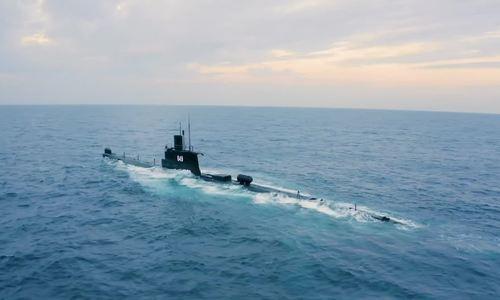 Mẫu tàu ngầm 'năm cha ba mẹ' của Ai Cập