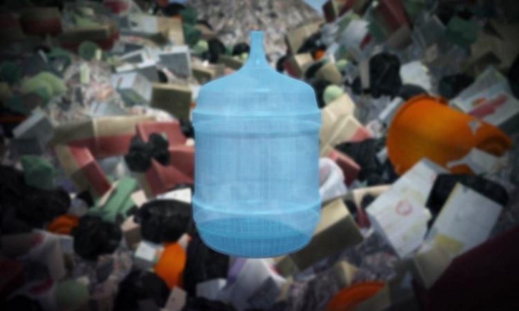 Công nghệ phân hủy nhựa bằng ánh sáng Mặt Trời