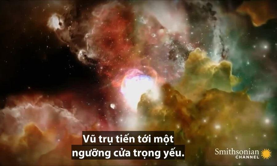 Sự ra đời của những ngôi sao đầu tiên trong vũ trụ