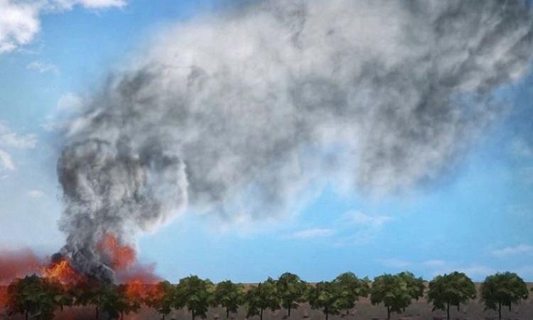 Cháy rừng Australia tạo ra hệ thống thời tiết riêng