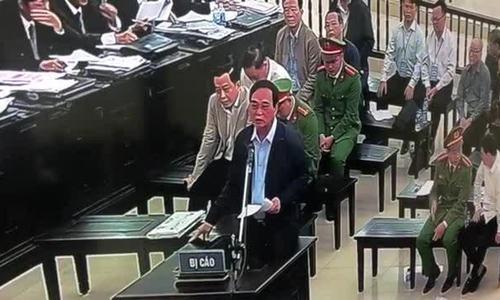 Ông Văn Hữu Chiến nói