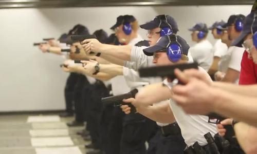 Học viện cảnh sát Mỹ – nơi đào tạo lực lượng chấp pháp tương lai