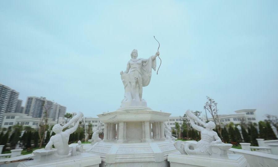 Khuôn viên Đại học VinUni