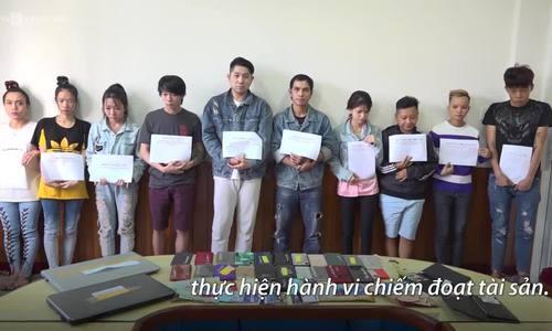Chiến công cuối năm của công an Quảng Nam