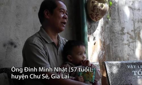Người đàn ông nuôi 106 đứa trẻ