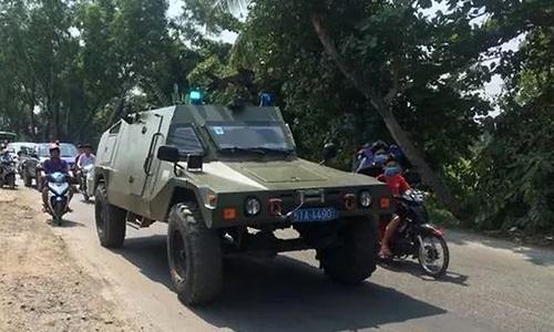 Hàng trăm cảnh sát truy bắt kẻ bắn chết 4 người