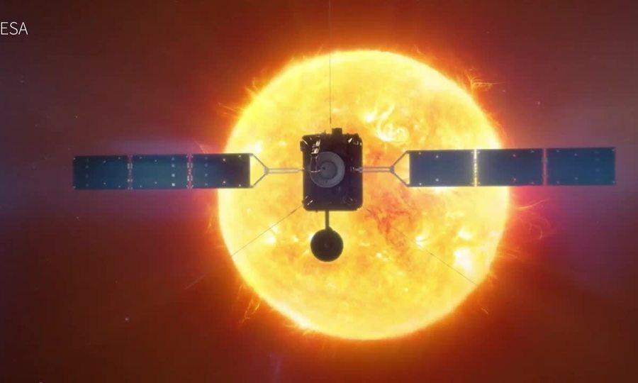Sứ mệnh của tàu thăm dò Mặt Trời Solar Orbiter