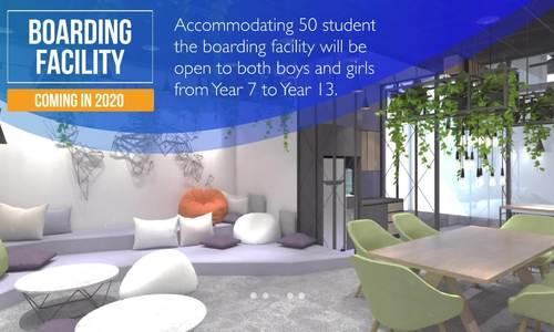 Trường quốc tế Úc mở mô hình nội trú - ảnh 4