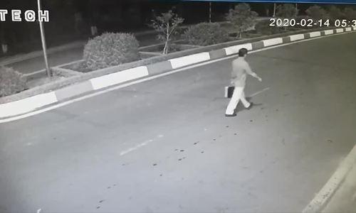 Trưởng ban dân vận huyện ủy bị cướp - ảnh 1