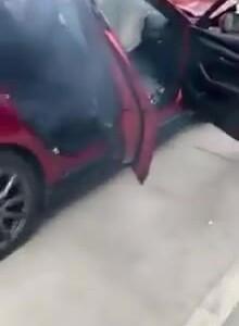 Thử nghiệm phanh tự động thất bại, Mazda3 đâm CX-5
