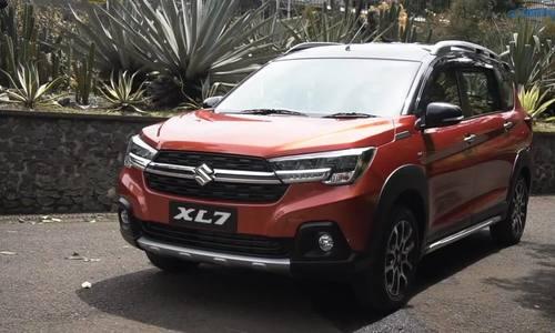 Suzuki XL7 gia du kien 650 trieu dong