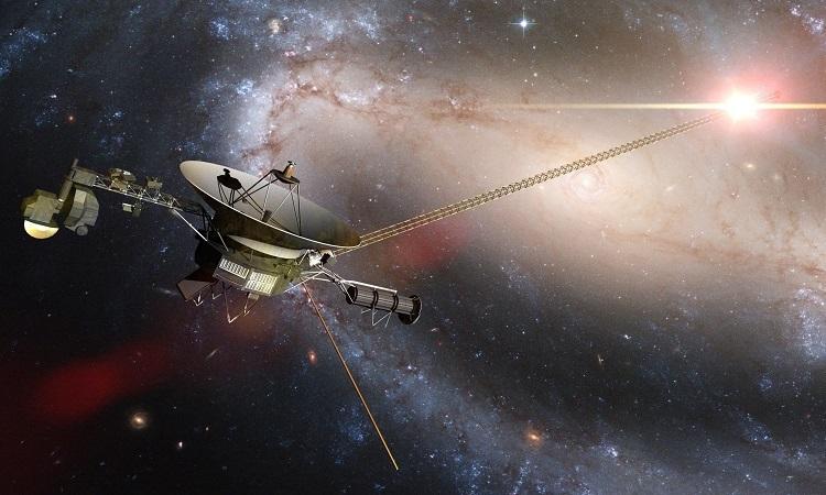 NASA s?p m?t liên l?c v?i tàu Voyager 2